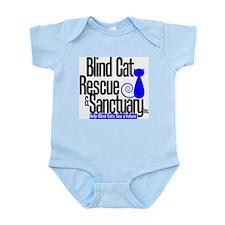 Blind Cat Rescue & Sanctuary Infant Bodysuit