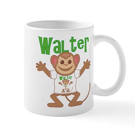 Little Monkey Walter Mug