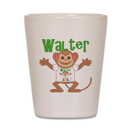 Little Monkey Walter Shot Glass