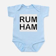 Rum Ham Body Suit