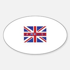 Flag UK Decal