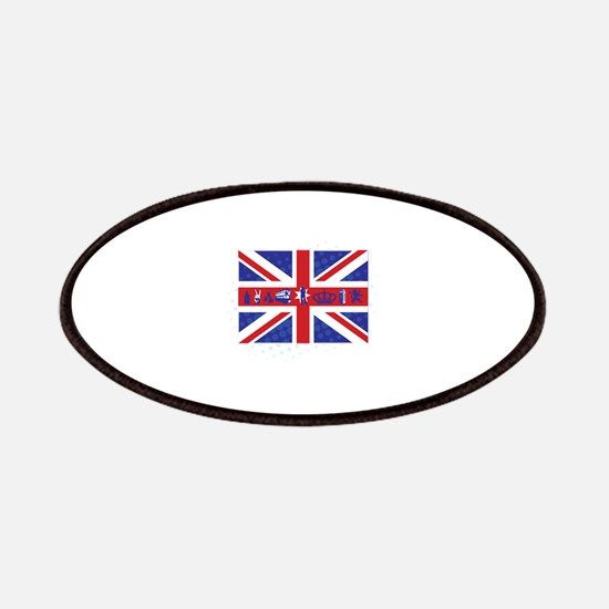 Flag UK Patches