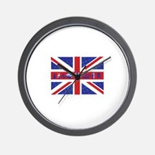 Flag UK Wall Clock