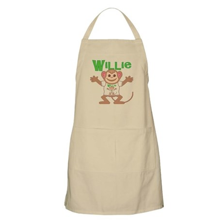 Little Monkey Willie Apron
