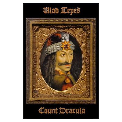 Vlad Tepes (Dracula) 11x17 Print Poster