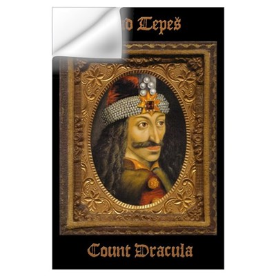 Vlad Tepes (Dracula) 11x17 Print Wall Decal