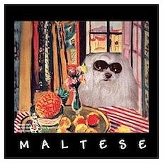 Maltese Poster