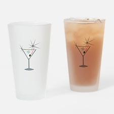 Partini Retro Lounge Drinking Glass