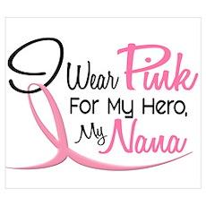 Pink For My Hero 3 NANA Poster