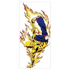 Fire BBoy Poster