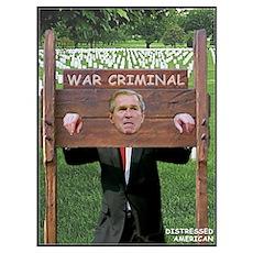 War Criminal Poster
