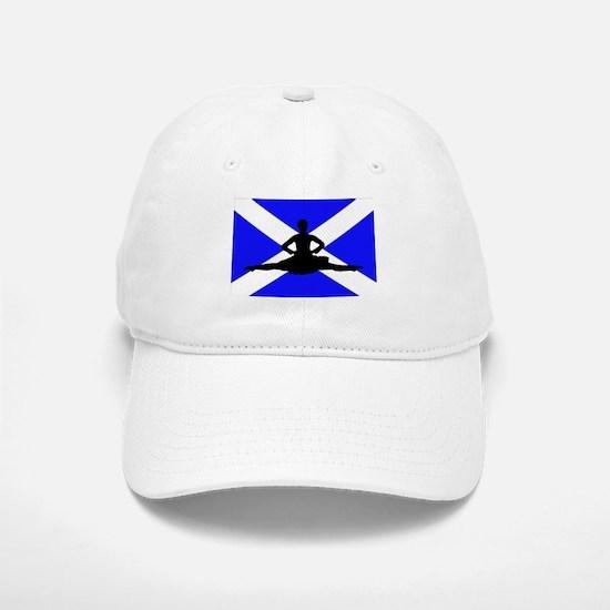 Scotland Leap Baseball Baseball Cap