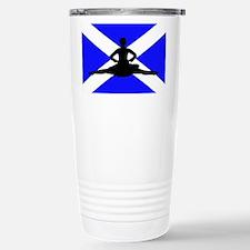 Scotland Leap Stainless Steel Travel Mug