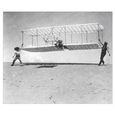 1901 Wright Glider Shop Poster