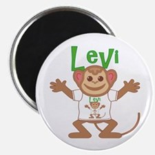 Little Monkey Levi Magnet