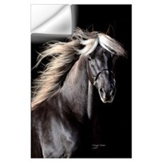 Choco Rocky Mountain Horse Wall Decal