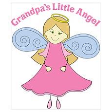 Grandpa's Angel Poster