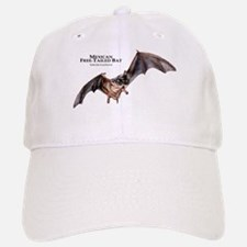 Mexican Free-Tailed Bat Baseball Baseball Cap