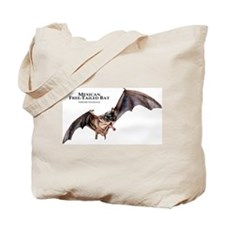Mexican Free-Tailed Bat Tote Bag
