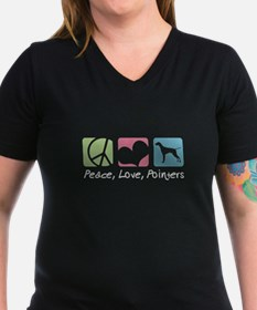 Peace, Love, Pointers Shirt