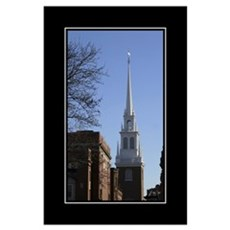 Old North Church Poster