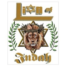 Lion of Judah 6 Poster