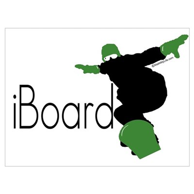iBoard Poster