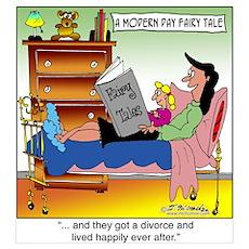 Divorce & Live Happily Ever After Poster