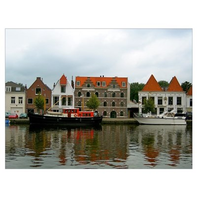 Dutch Landscape Canvas Art