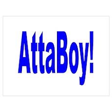 AttaBoy Store Poster
