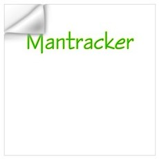 Mantracker 3 Wall Decal