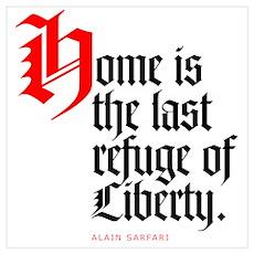 Last refuge Poster