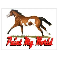 Paint My World 3 Poster