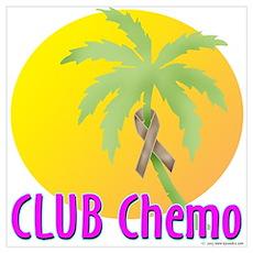 Club Chemo-Colon Poster
