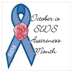 SIDS awareness month Poster
