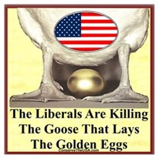 """""""Libs Are Killing Us"""" Poster"""