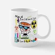 Dexter's Laboratory Birthday Mug
