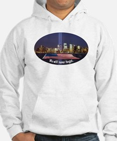 9-11 We Will Never Forget Hoodie