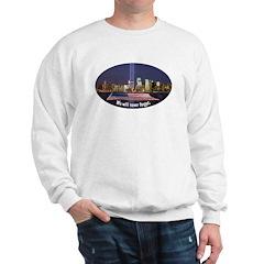 9-11 We Will Never Forget Sweatshirt