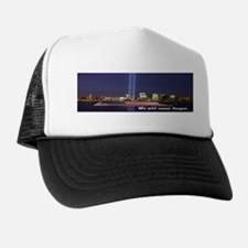 9-11 We Will Never Forget Trucker Hat