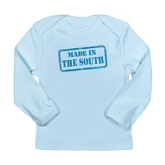 MADE IN THE SOUTH Long Sleeve Infant T-Shirt