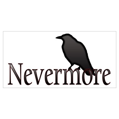 Nevermore Canvas Art