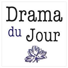 Drama du jour Poster