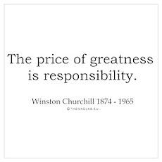 Winston Churchill 8 Poster