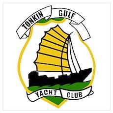 Tonkin Gulf Yacht Club Poster