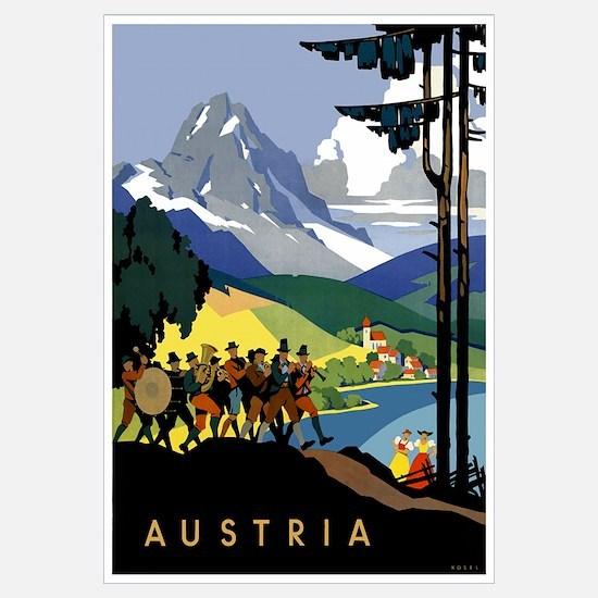 Austria Band Travel