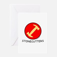 Stonecutters Greeting Card