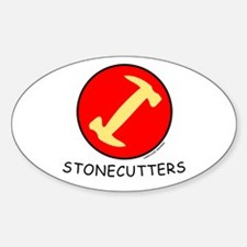 Stonecutters Decal