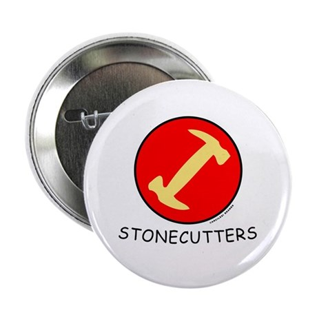 """Stonecutters 2.25"""" Button"""