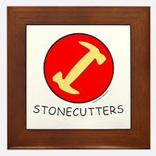 Stonecutters Framed Tile